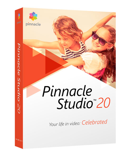 Pinnacle Studio 20 Standard ML EU