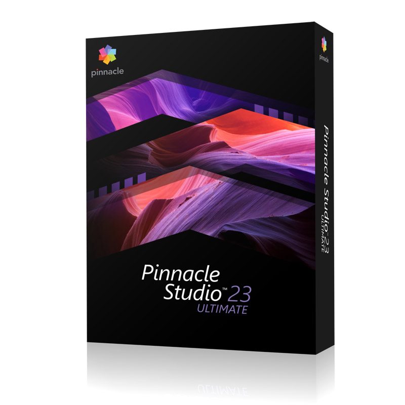 Pinnacle Studio 23 Ultimate ML EU