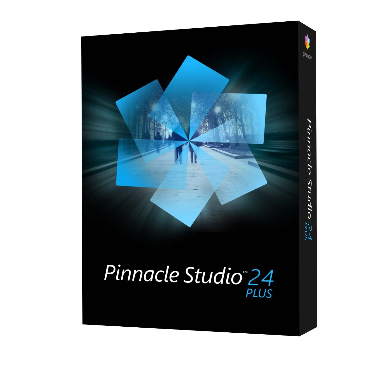 Pinnacle Studio 24 Plus ML EU Upgrade